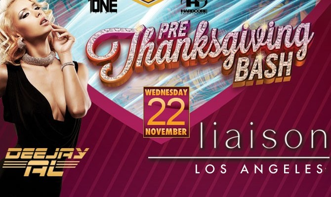 Persian Pre-Thanksgiving Party in Los Angeles