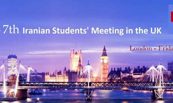 The Seventh Iranian Students' Meeting in the UK (London)
