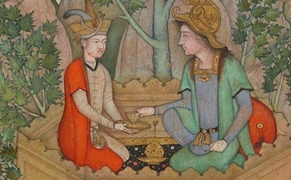 The Persian Romance of Alexander the Great, Lecture by Professor Michael Barry