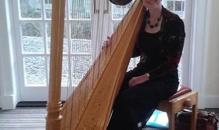 Iranian Music on Harp by Margaret Knight
