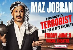 کمدی صحنه مازیار جبرانی: من به خدا تروریست نیستم اما نقشش را بازی کرده ام!