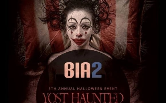 Bia2 5th Annual Halloween Party at Yost Haunted Mansion in Orange County