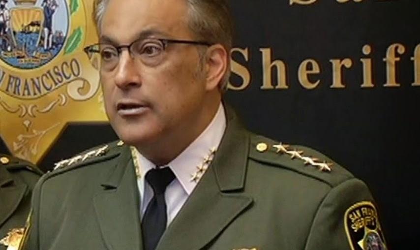 حمايت و پشتيباني از آقاى راس ميركريمى، رئیس پلیس سانفرانسیسکو