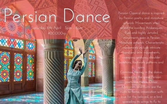 Persian Dance Workshop