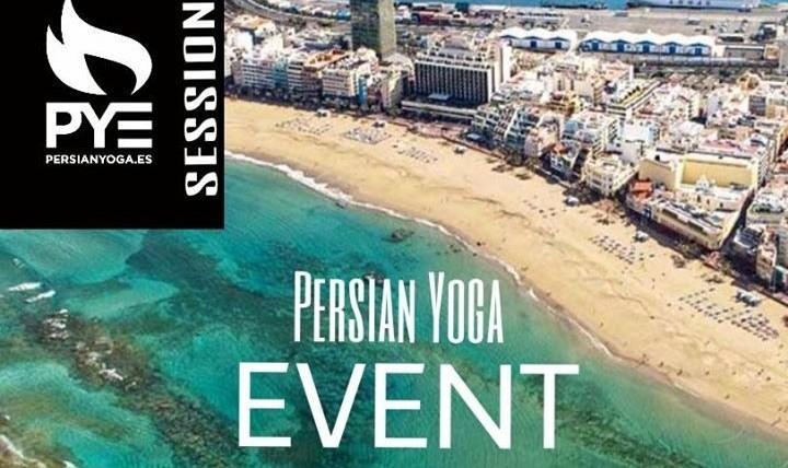 Persian Yoga Session