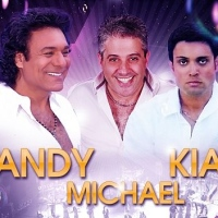 Andy, Kia and Michael Concert