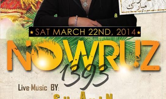 Nowruz 1393 with Shervin Arya - live music