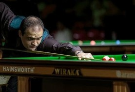 Iranian Defeats Welsh Cuiest to Win Billiard's World Amateur Snooker Championship