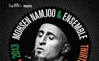 Mohsen Namjoo & Ensemble