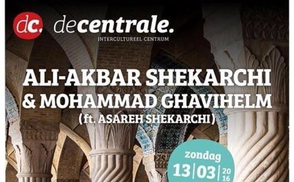 Ali-Akbar Shekarchi & Mohammad Ghavihelm (ft. Asareh Shekarchi)