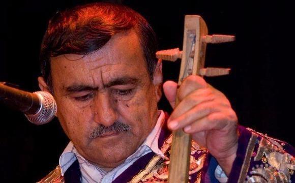 Davlatmand Kholov in Ghent Belgium