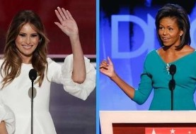 Did Melania Trump plagiarize from Michelle Obama?