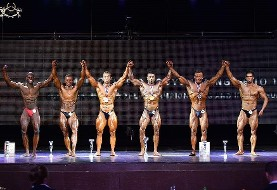 Iranians Crowned as World Bodybuilding Champions by IFBB