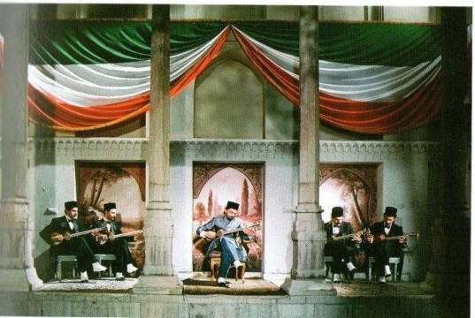 کنسرت ایرانی گروه دلشدگان