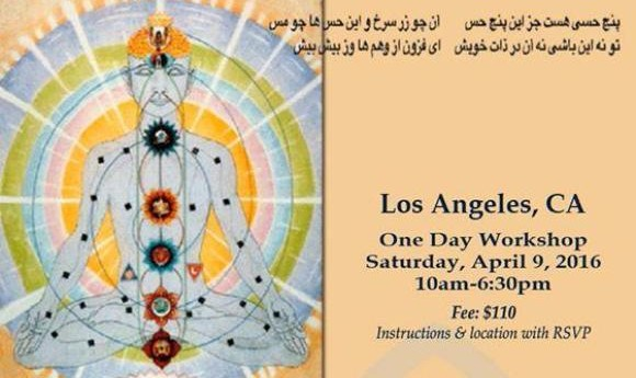 The Subtle Anatomy: Workshop on Chakras
