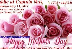 Mother's Day Celebration Featuring Eddie