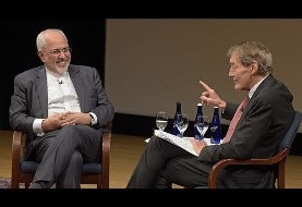 Zarif's Candid Discussions with Charlie Rose and Farid Zakaria (video)