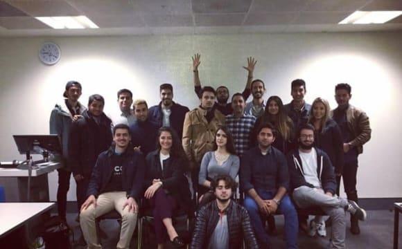Iranian Society of Kingston University: 1st Party of 2017