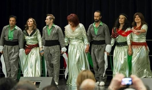 Kurdish Cultural Night hosted by Arab-Persian Student Organization