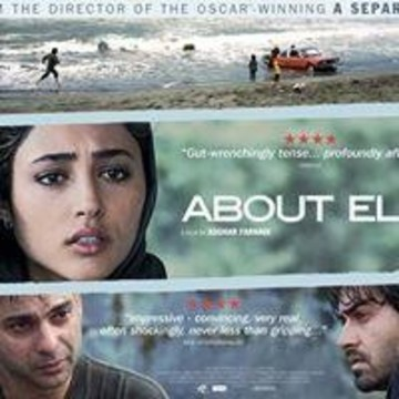 About Ellly  Screening at Iranian movie night