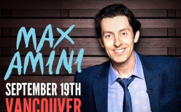 Max Amini Stand Up Comedy