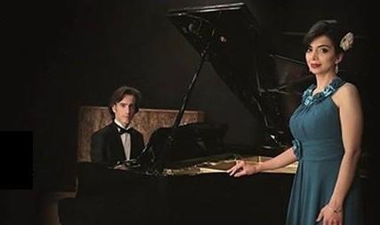 Maziar Atrian and Monika Meelani in Concert