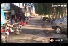 فیلم سوتی عجیب و خنده دار یک سارق در ایران: جا گذاشتن سر نخ!