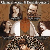Persian & Kurdish Music Concert with Ostad Ali Akbar Moradi in Berkeley