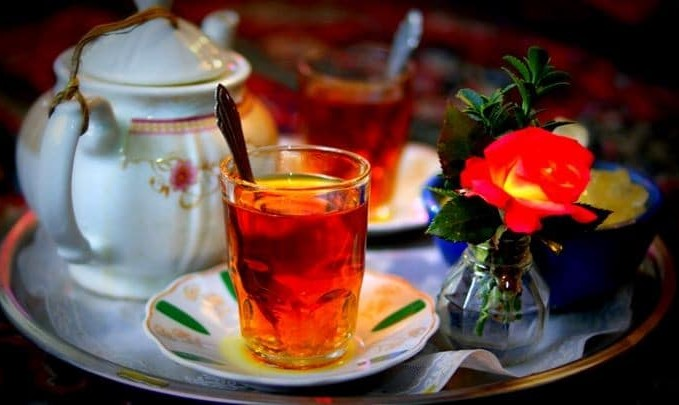 Iranian Coffee Hour with Music and Pastry!