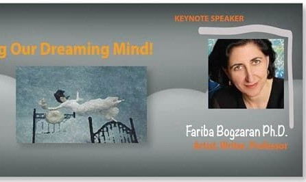 I-WIN Meeting with Fariba Bogzaran: Exploring Our Dreaming Mind