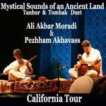 Mystical Sounds of an Ancient Land: Duet by Ali Aliakbar Moradi and Pezhham Akhavass