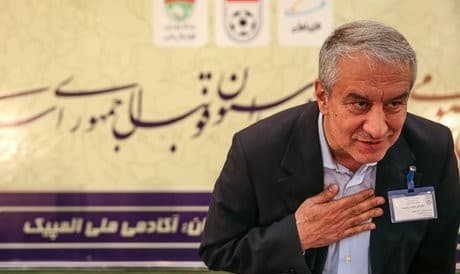 علی کفاشیان: رئیس فیفا موافق است تیم ایرانی در خانه بازی کند/ AFC باید ثابت کند که ایران ناامن است