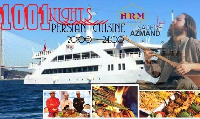 Persian Night with Sadegh Azmand Concert and Party