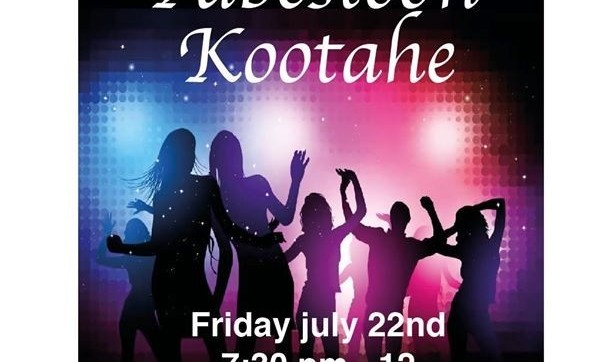 Tabestoon Kootahe 3rd Annual Party
