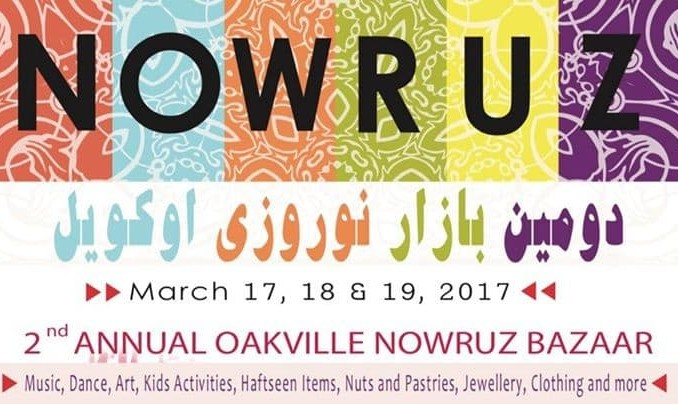 Oakville 2nd Nowruz Bazaar