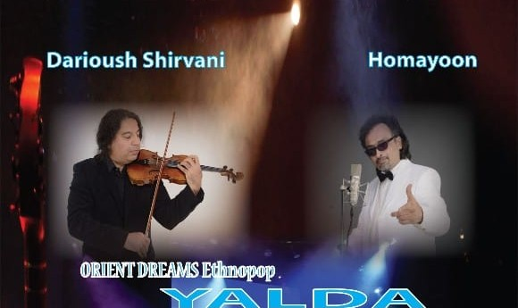 YALDA Concert: Darioush Shirvani with Orient Dreams and Homayoon