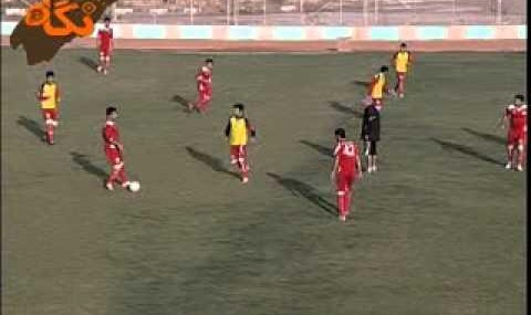گزارش فوتبال با لهجه همدانی
