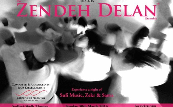 Zendeh Delan®: Night of Sufi Music, Zekr and Sama