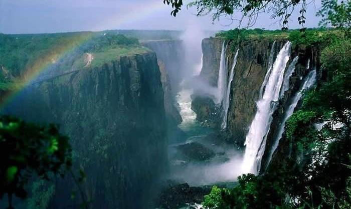 لیست زیباترین آبشارهای دنیا: قابل توجه دوست داران طبیعت و سفر (تصویر)