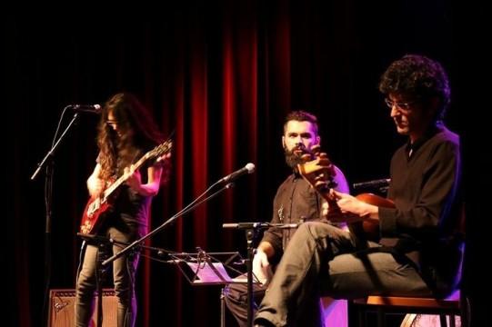 Ehsan Yadollahii, Keivan Vala and Sepehr Niko: Alternative Music Concert (Rock and Iranian classical music)