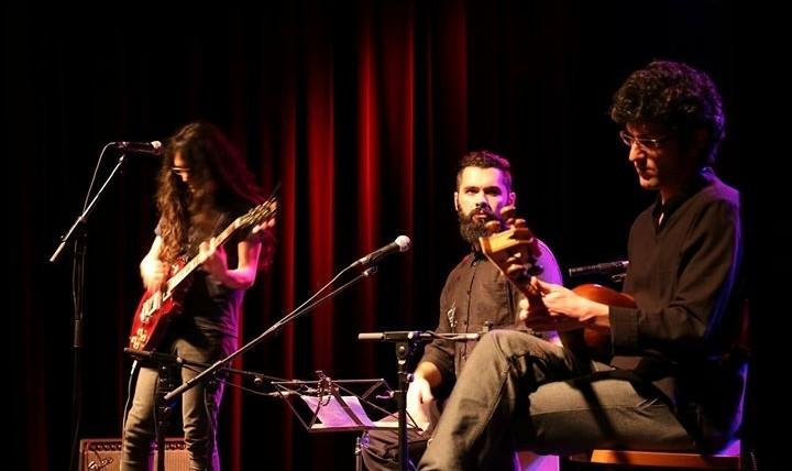 کنسرت راک ایرانی (راک و موسقی کلاسیک ایرانی)