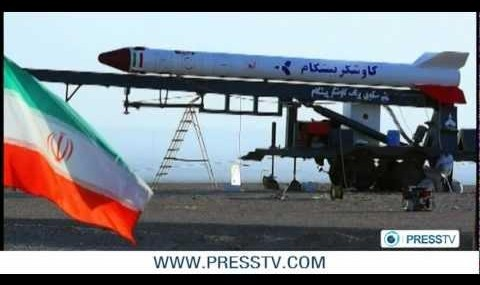 Iran's space monkey project (video)