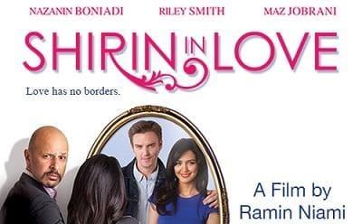 نمایش فیلم Shirin in Love و مراسم فرش قرمز