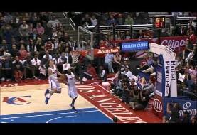 حرکات باورنکردنی آمریکایی از زمین بسکتبال تا حیاط مادر بزرگ (ویدئو)