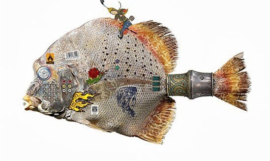 گزیده ای از هنرهای معاصر از تهران