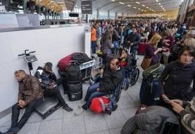 شلوغترین فرودگاه جهان در خاموشی فرو رفت: آیا کار هکرها بود؟