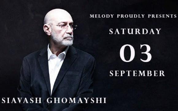Siavash Ghomayshi Live in Concert