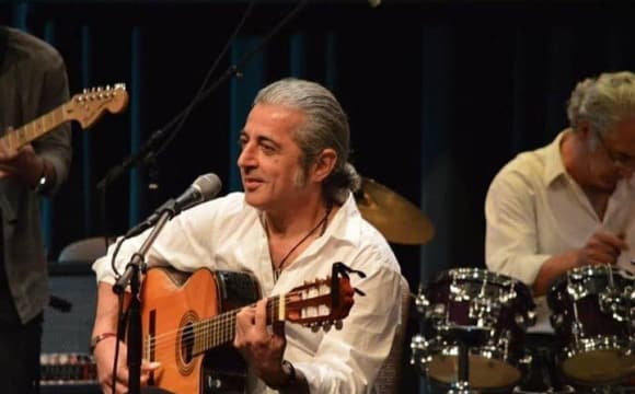 Farzad Arjmand: Persian Flamenco Night