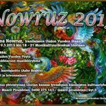 Persian new year celebration (Nowruz)
