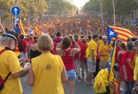 پلیس اسپانیا ۱۳ مقام جداییطلب کاتالونیا را در آستانه همه پرسی استقلال این منطقه بازداشت کرد